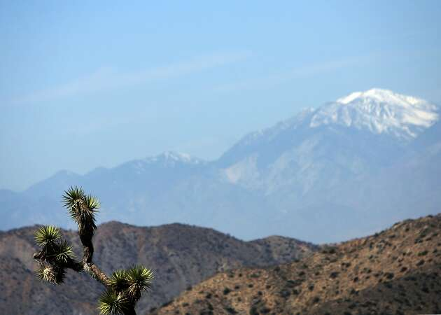 Death Valley, Joshua Tree national parks would grow under Senate-passed bill