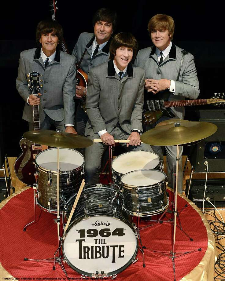 """""""1964 The Tribute"""" comes to The Palace Theatre in Stamford on Feb. 23. Photo: Steven Gardner / Contributed Photo"""
