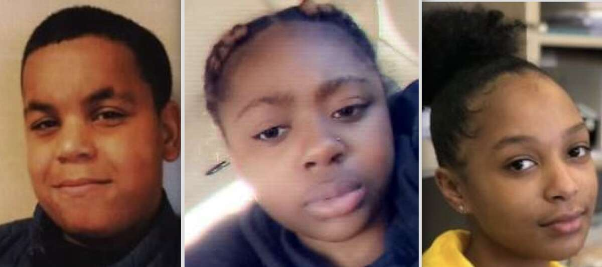Police are asking for the public's help in locating three missing teens, two of whom have been missing since January.