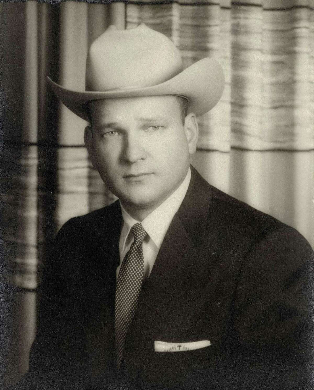 Joe Max Taylor, former Galveston County Sheriff