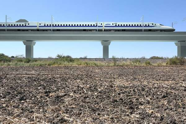 Face the stats: Texas high-speed rail destined for failure
