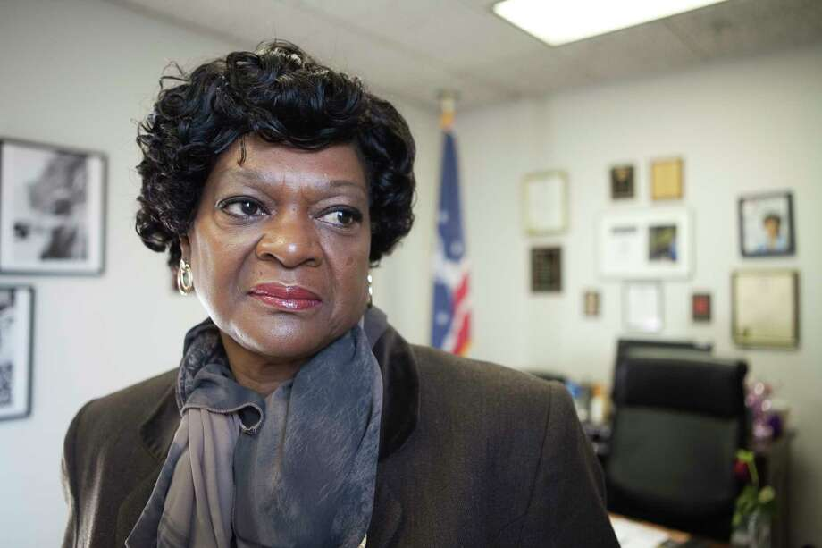 Del. Delores McQuinn, D-Richmond, has urged Gov. Ralph Northam to take the scandal surrounding his use of blackface and a racist yearbook photo as an opportunity to address inequities between black and white Virginians. Photo: Photo By Timothy C. Wright For The Washington Post / For The Washington Post
