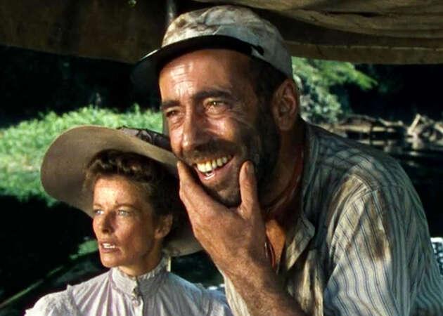 Stanford series shows Humphrey Bogart was John Huston's muse