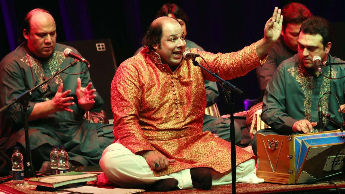 Rizwan-Muazzam Qawwali performs June 28 at Stafford Centre as part of the Indo-American Association's 2019 season.