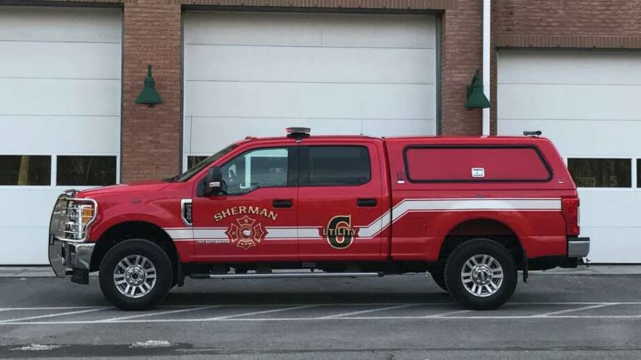 Sherman Volunteer Fire Department vehicle. Photo: Sherman Volunteer Fire Department
