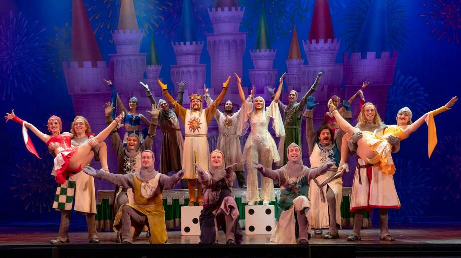 """Monty Python's Spamalot"" comes to New Haven's Shubert Theatre for five performances Feb. 21-24. Photo: Shubert Theatre / Contributed Photo"