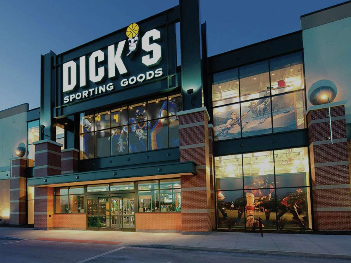 Dick's Sporting Goodswill open a 45,000-square-foot store in Grand Central Park's 336 Marketplace in Conroe.