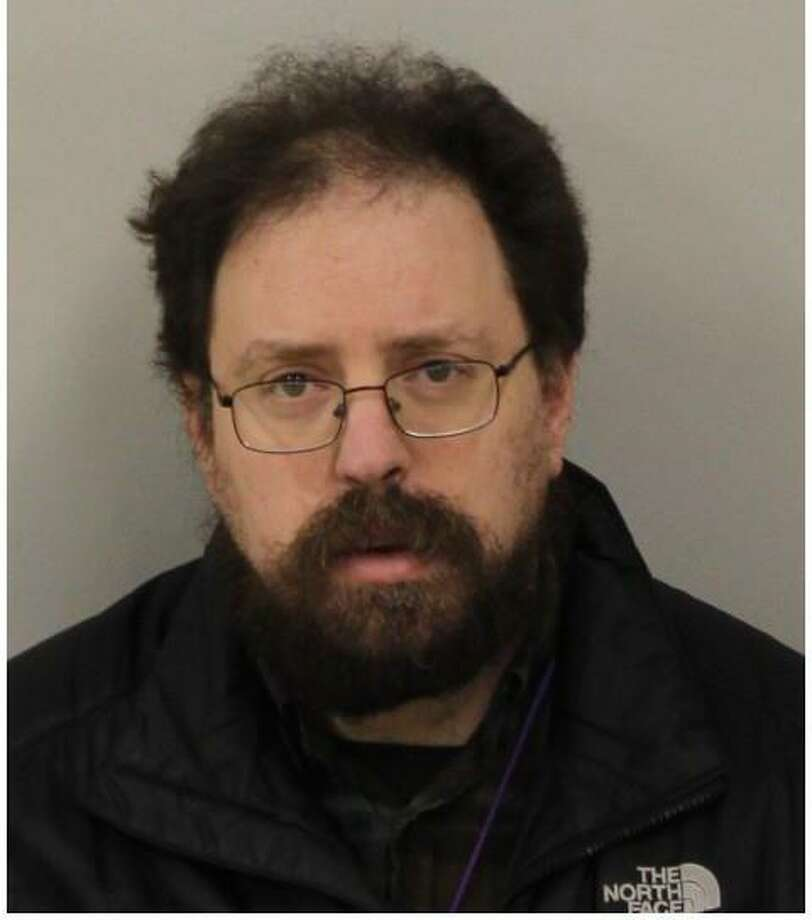 Westport resident Daniel Feldman was charged with breach of peace and public indecency in town on Feb. 7. Photo: Contributed / Contributed Photo / Westport News contributed