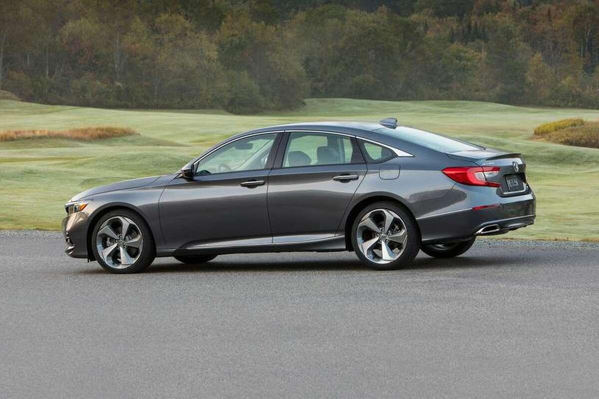 10. Honda Accord Average years of ownership: 10.7