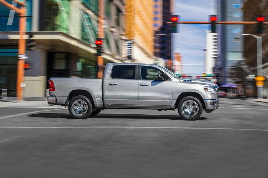 Best truck: Ram 1500