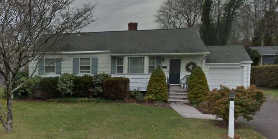 25 Frederick St. in Trumbull sold for $239,000. Photo: Google Street View