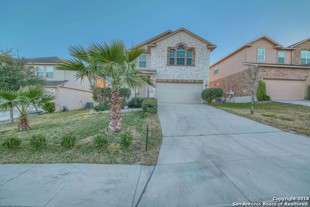 Click ahead to view 5 properties listed at San Antonio's median home price, or about $233,000.11524 Valley GdnSan Antonio, TX 78245: $230,0004 beds| 2 Full - 1 1/2 Bath| 2,704 sq ft.| Year built: 2009