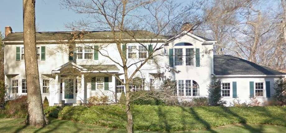 13 Berndale Drive in Westport sold for $1,270,000. Photo: Google Street View