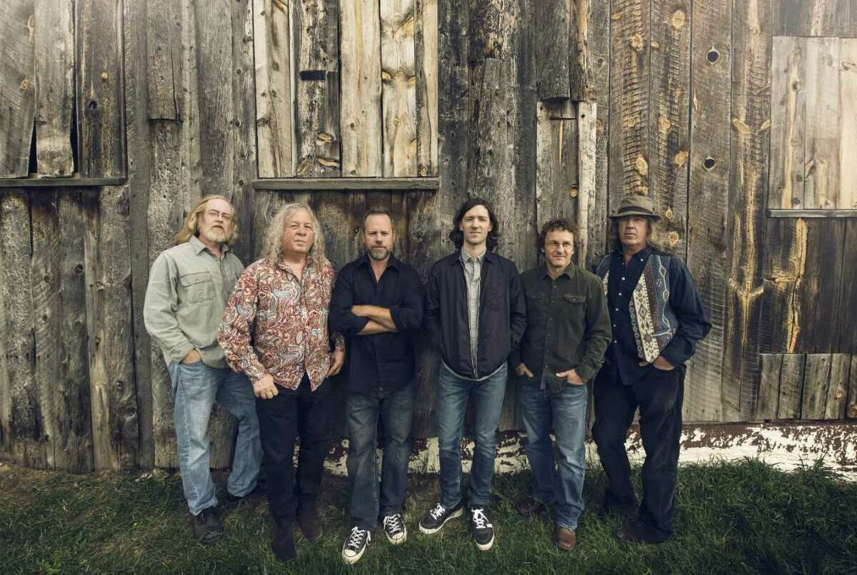 Railroad Earth will perform at The Egg on Thursday, February 14th at 7 PM