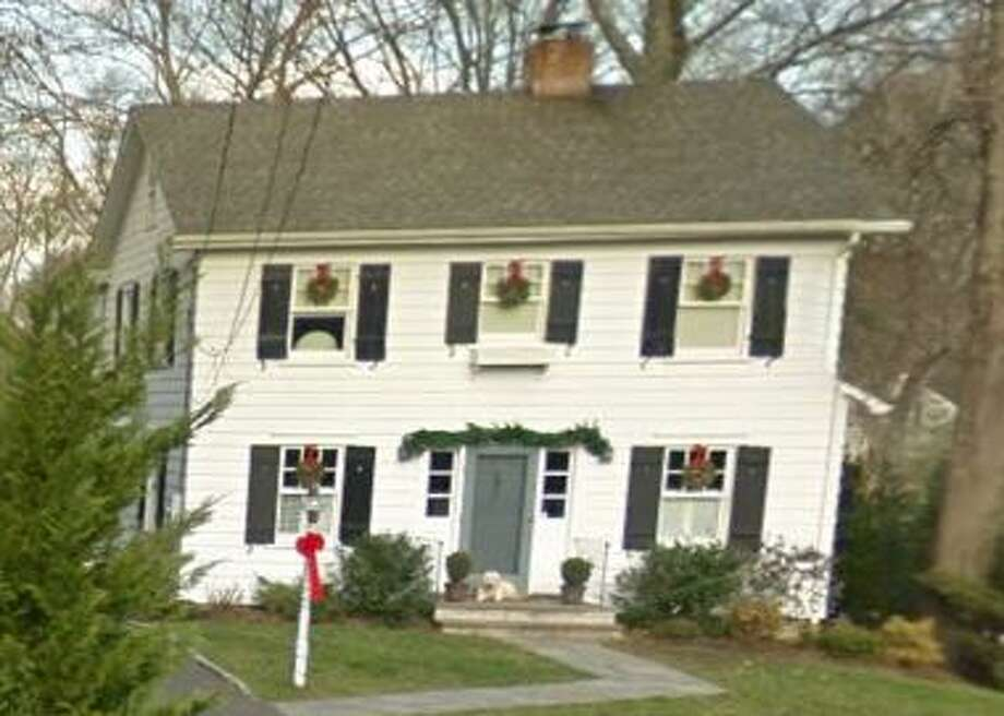 225 Middlesex Road in Darien sold for $1,155,000. Photo: Google Street View