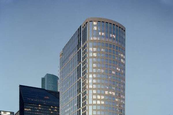 Hines is renovating the lobby at 717 Texas, a 33-story building that opened in 2013. Calpine recently renewed its lease in the building.