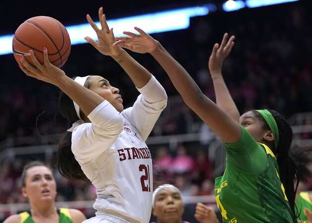 Stanford women try to shake off Oregon debacle