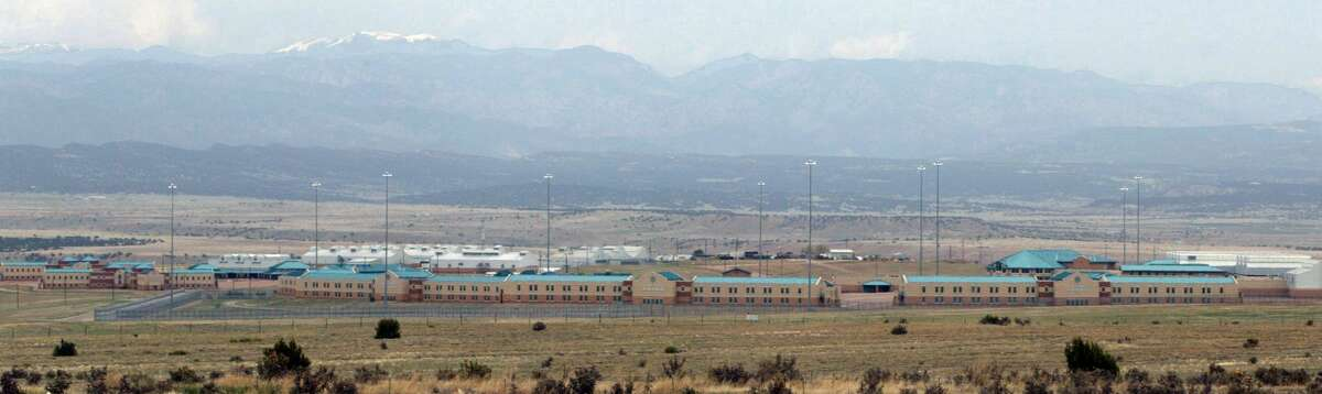 The Administrative Maximum (ADX) facility, part of the Florence Federal Correctional Complex in Florence, Colorado. ADX houses offenders requiring the tightest controls.