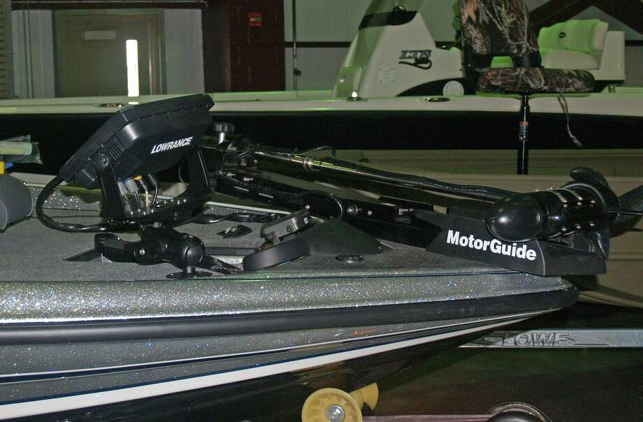 Electronics is getting more and more prevalent in our boats as all other aspects of our life but remember conservation is number one. Photo: Larry J. LeBlanc