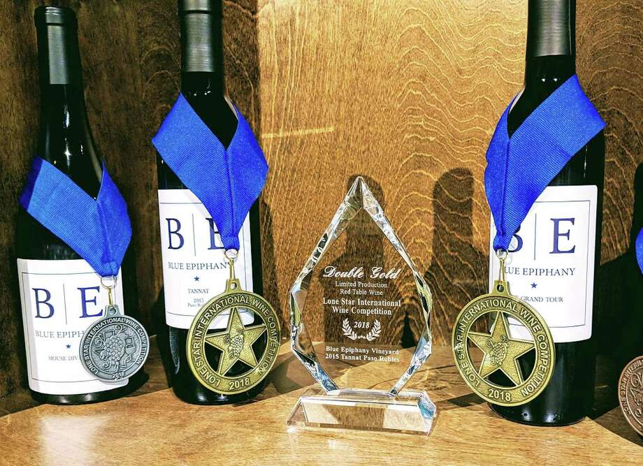 Blue Epiphany Winery recently entered the Lone Star International Wine Competition winning a number of medals. Photo: Courtesy Photo