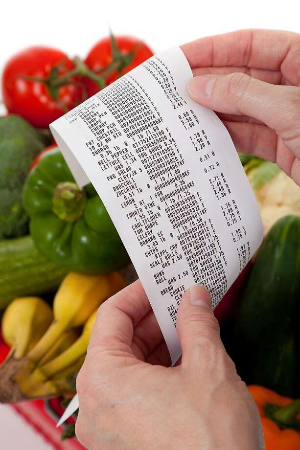 Lab tests found high levels of BPA on 40 percent of thermal paper receipts sampled from major U.S. businesses and services, including McDonald's, Chevron, CVS, KFC, Whole Foods, WalMart and the U.S. Postal Service. Photo: Contributed Photo / Contributed Photo