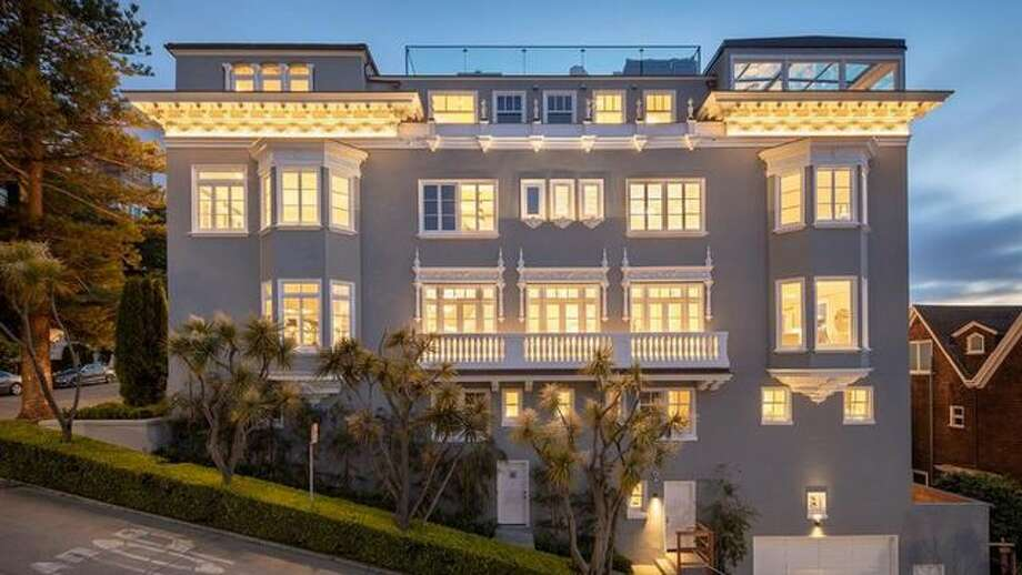 San Francisco mansion once owned by Gettys back on the market for $29M