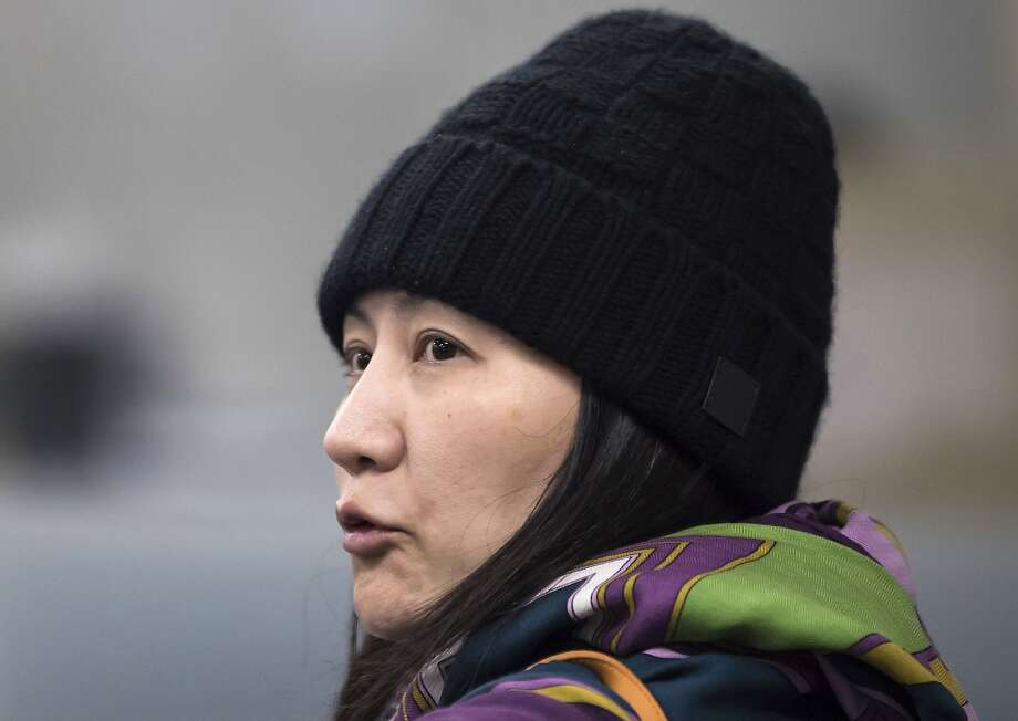 Huawei Chief Financial Officer Meng Wanzhou has been detained in Canada. Photo: Darryl Dyck / Associated Press 2018