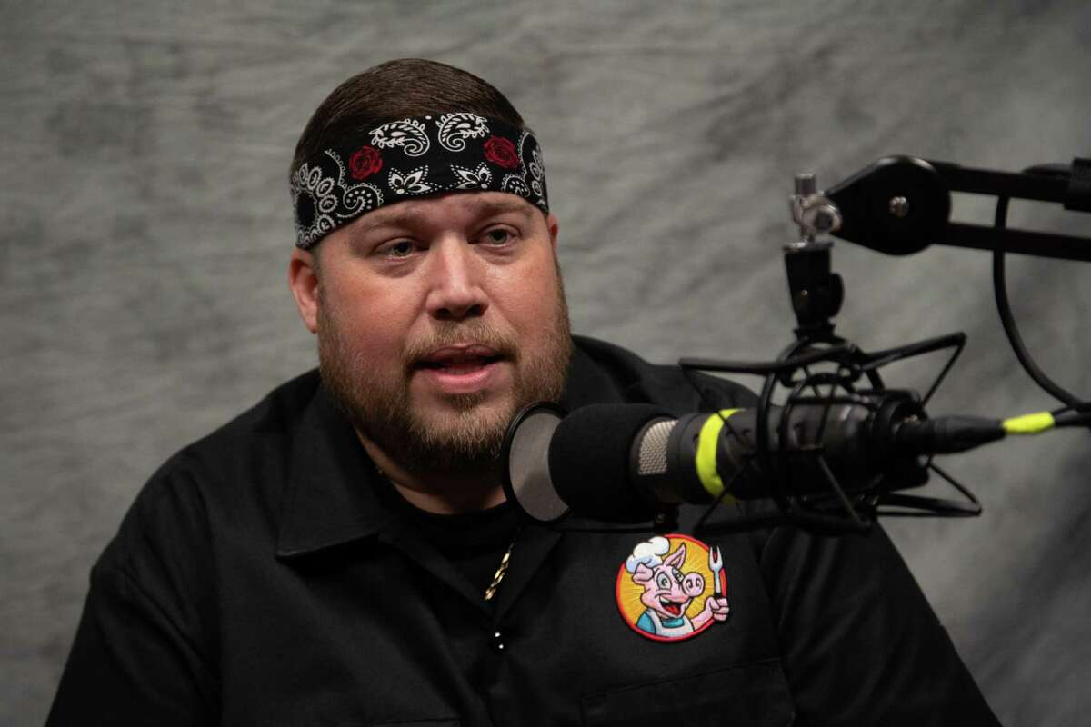 Randy Duncan of Daddy Duncan's BBQ in Katy on the BBQ State of Mind podcast.