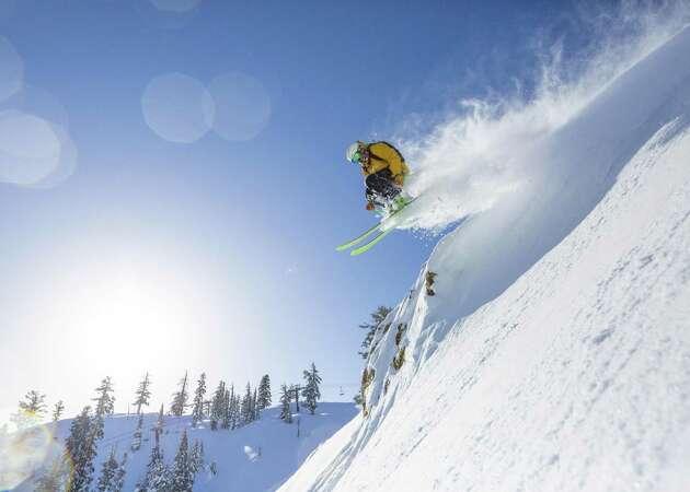 Snow dump means great skiing in Tahoe this weekend