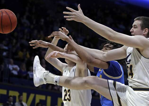 UCLA extends Cal men's skid to 13 games in overtime