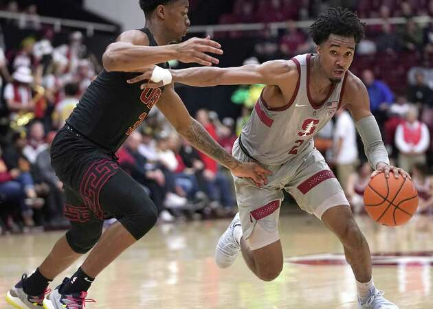 Stanford rallies to beat USC 79-76 on Bryce Wills' basket