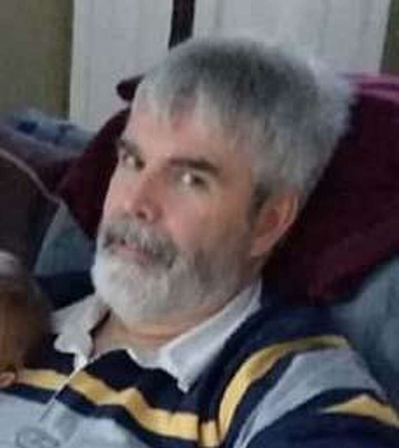 Trevor French, 58, was reported missing on Monday, Feb. 11, 2019 after he told family members he was going for a walk on trails in East Granby and never returned. State Police and local firefighters conducted a search of the area into the evening but suspended their operation by 11 p.m., state police said. A representative from the medical examiner's office confirmed after an autopsy that the man found was French and that he died by asphyxiation which he intended. Photo: /