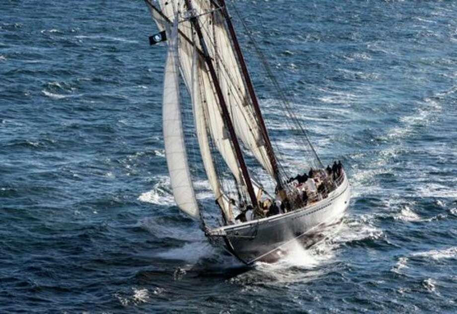 Returning to Bay City for the first time since a six-year long, $20-plus million restoration, Nova Scotia's famous tall ship Bluenose II will be a highlight of this year'sBay City'sTall ShipCelebration Festival. (photo provided) More information inside.