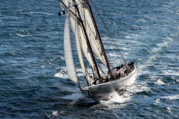 Returning to Bay City for the first time since a six-year long, $20-plus million restoration, Nova Scotia's famous tall ship Bluenose II will be a highlight of this year's Bay City's Tall Ship Celebration Festival. (photo provided) More information inside.