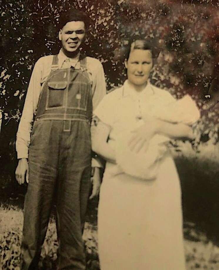John and Elizabeth Farmer. (Photo provided/Betty Jones)
