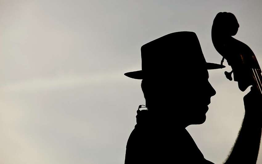 Alive at Five with Big Bad Voodoo Daddy. Andrew Sullivan for The Stamford Advocate