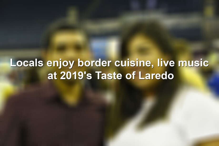 Keep scrolling to see scenes from this year's Taste of Laredo.  Photo: Laredo Morning Times