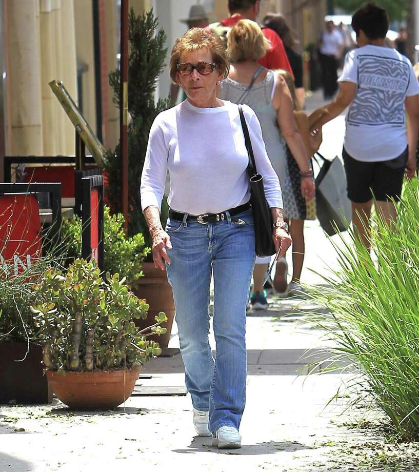 Judge Judy Sheindlin is seen on July 9, 2018 in Los Angeles. Photo: SMXRF /Star Max / GC Images / 2018 Star Max