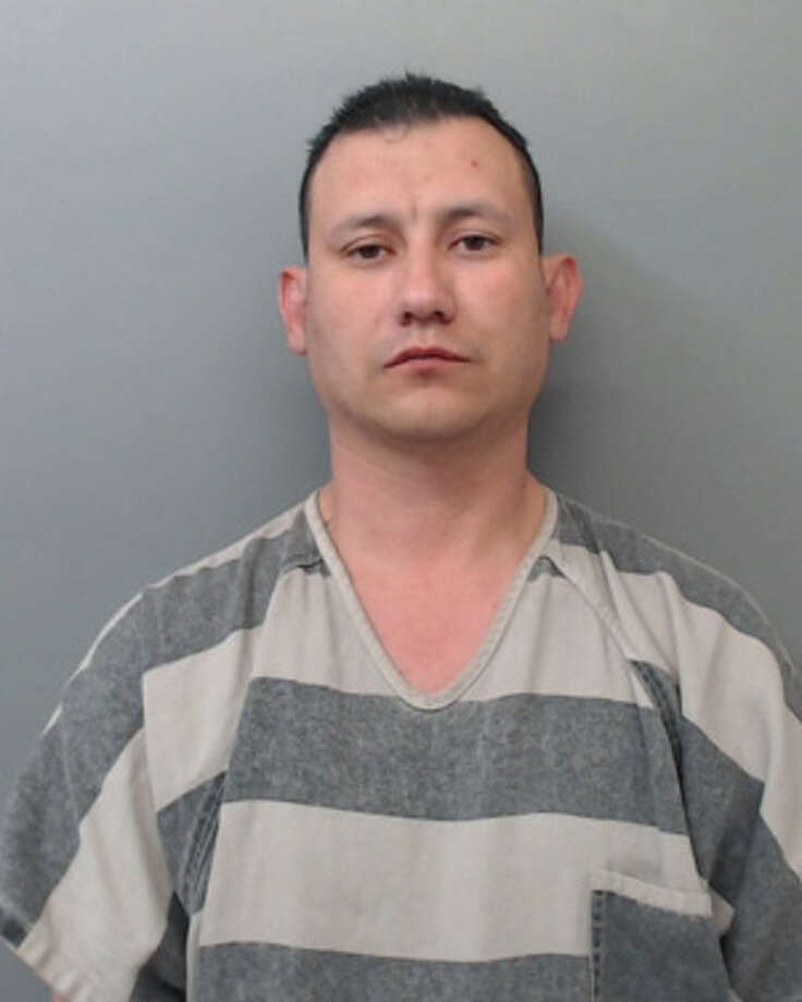 Sergio Gutierrez, 31, was charged with assault and unlawful carrying of a weapon. Photo: Webb County Sheriff's Office