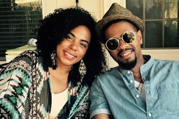 STYLISH COUPLES: Tarryn Anderson, a graphic designer, and Sheldon Anderson, CEO of Art Dealer Collective and managing market partner for Monat, celebrate 20 years of marriage this year.