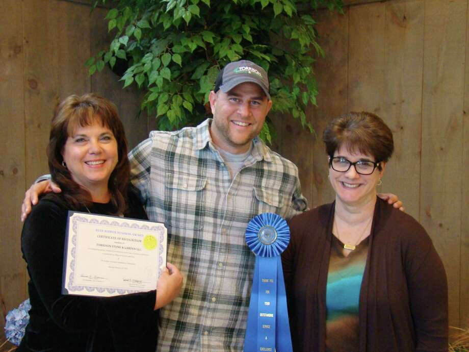 Torrison Stone & Garden of Durham is the first recipient of the Durham Economic Development Commission Blue Ribbon Business Award. Photo: Contributed Photo