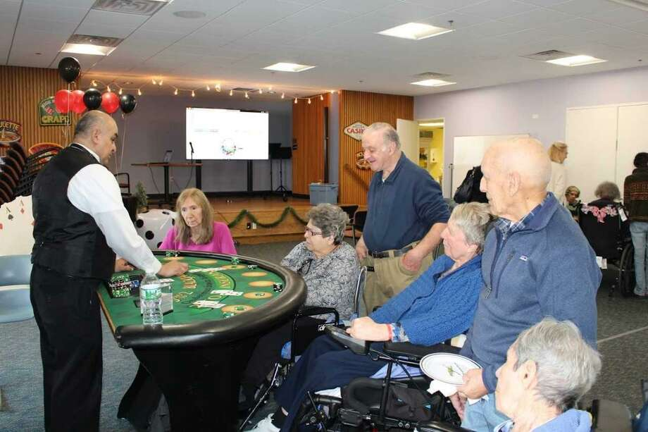 The Junior League of Greenwich hosts its 12th annual Casino Day at The Nathaniel Witherell center on Jan. 26 with bingo, roulette and slot machines. Photo: Contributed /