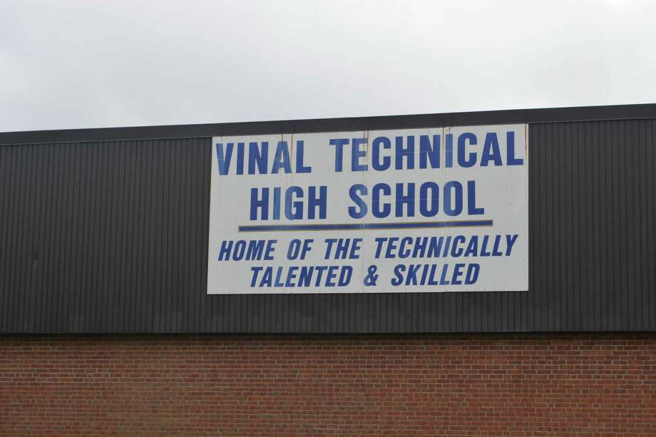 Vinal Technical High School in Middletown Photo: File Photo