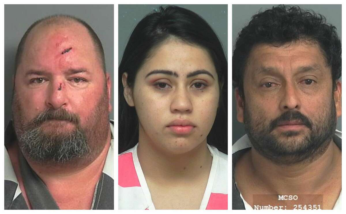 Officials arrested 45 on felony DWI charges throughout the month of January in Montgomery County.>>>See mugshots and charges of the accused...