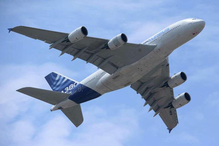 Airbus A380 Photo: Bloomberg Photo By Jasper Juinen / Bloomberg