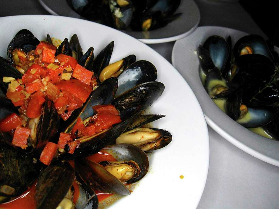 San Antonio's Best Restaurants: La Frite Belgian Bistro 728 S. Alamo St. 210-224-7555 lafritesa.com Cuisine: Classic European Specialties: Basque mussels, frites, hanger steak Price range: $$$ On ExpressNews.com: Review: La Frite Belgian Bistro a romantic slice of Europe in San Antonio's Southtown $ under $15 / $$ $16-$30 / $$$ $31-$50 / $$$$ over $50 Prices are based on an average dinner, per person, not including alcohol. Photo: Mike Sutter /Staff File Photo