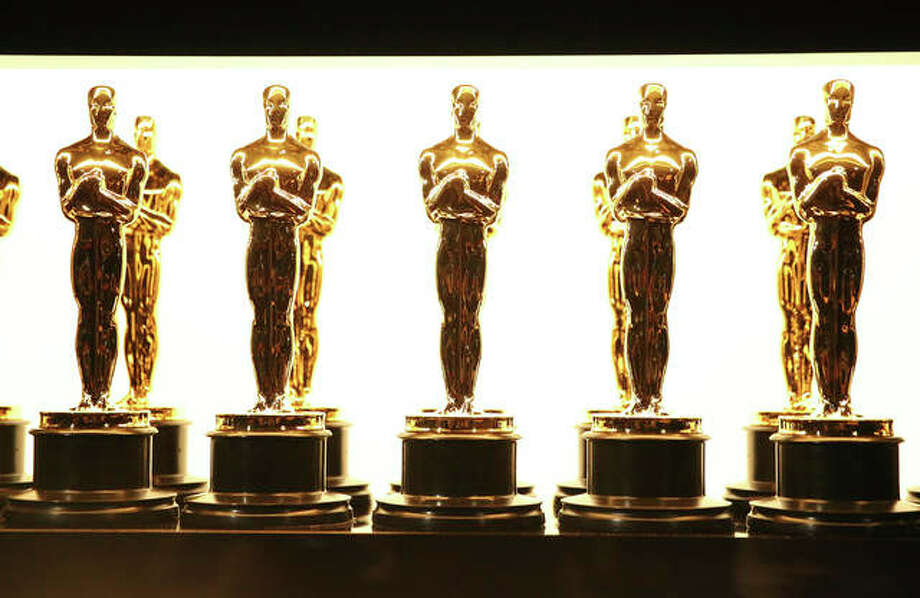 In this Feb. 26, 2017 file photo, Oscar statuettes appear backstage at the Oscars in Los Angeles. Photo: Photo By Matt Sayles/Invision/AP, File