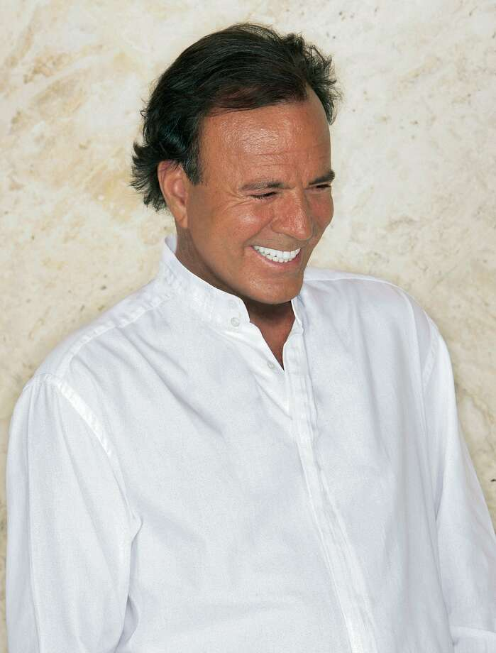 Now back on the road in the United States, Julio Iglesias reflects on all that history in his 50th anniversary tour, which heads to Midland on Thursday.  Photo: Courtesy