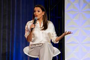 LOS ANGELES, CALIFORNIA - JANUARY 22: Eva Longoria attends the 3rd annual National Day of Racial Healing at Array on January 22, 2019 in Los Angeles, California. (Photo by Emma McIntyre/Getty Images)