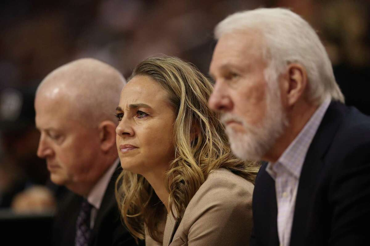 Thinking about Coach Pop's eventual retirement Let's not even go to that dark place.